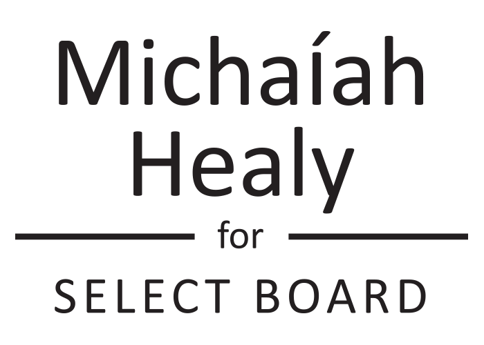 Michaíah Healy for Arlington Select Board 2020